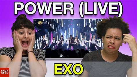 power by exo mp3 download exo quot power live on sbs inkigayo quot fomo daily reacts k mv