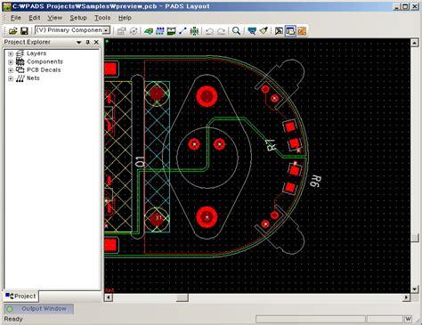 pcb layout software comparison ed c pads