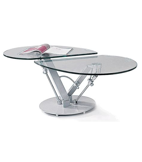 table basse plexiglas transparent table basse verre transparent ezooq