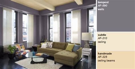 benjamin aura paint for the home