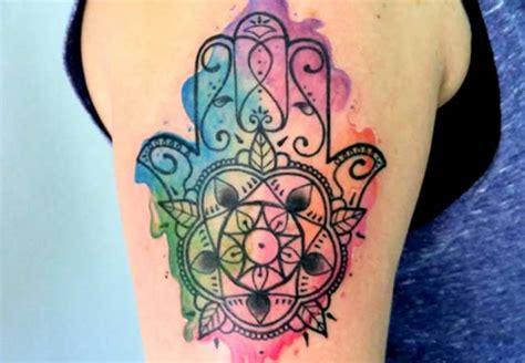 imagenes de tatuajes de la mano de fatima tatuajes de la mano de f 225 tima 161 conoce el significado