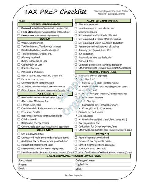 Tax Organizer Worksheet Photos Leafsea Tax Organizer Template Excel