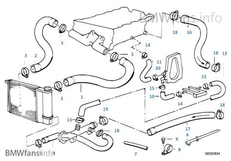 bmw e36 engine cooling system bmw free engine image for