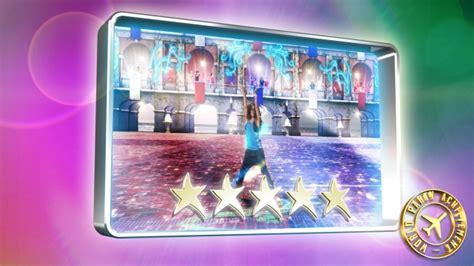 zumba fitness world party tv spot screenshot 10 gold star achievement zumba fitness world party jp