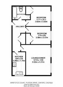 3 Bedroom Flat Plan Drawing waterside north oxford ox2 ref 3570 oxford jericho