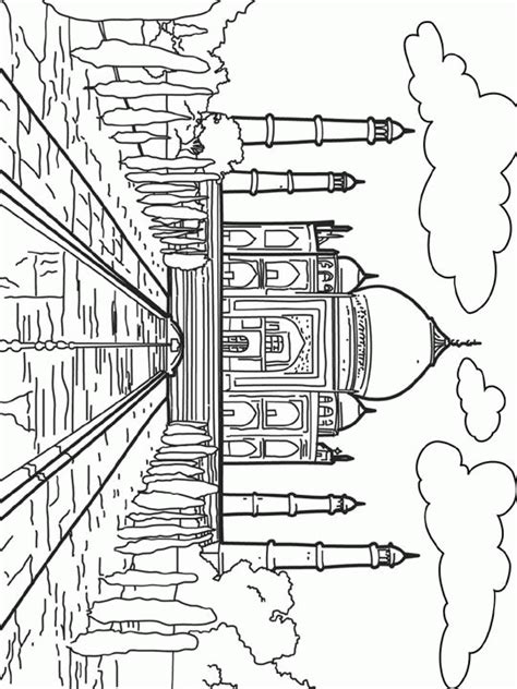 coloring page of india india coloring pages coloringpagesabc com