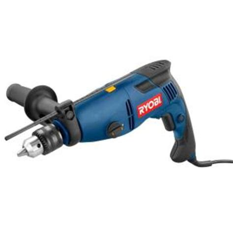 ryobi 1 2 in hammer drill d552hk the home depot