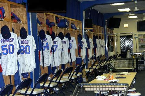 Cubs Locker Room by Wrigley Score Board Picture Of Wrigley Field Chicago