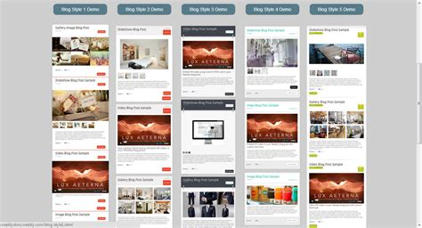 best photos of professional blog templates blogger