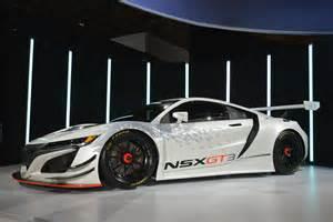 acura nsx gt3 race car 3 photo on automoblog net