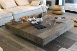 table basse salon design tendance d 233 coration de