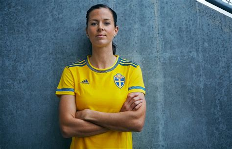 adidas sweden 2015 women s national team kits revealed