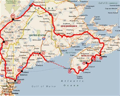 sherbrooke canada map sherbrooke map