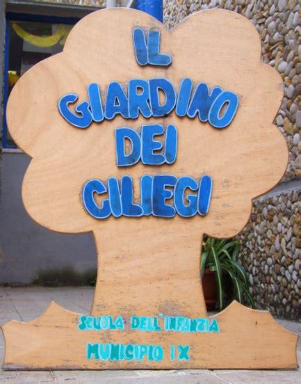 giardino dei ciliegi roma roma capitale sito istituzionale giardino dei ciliegi