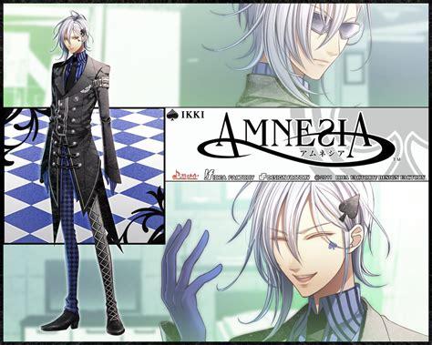 anime amnesia ikki from amnesia world