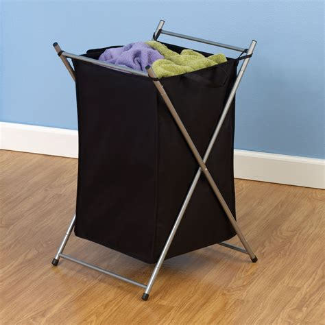 Satin Silver Her With Removable Bag Laundry With Removable Bag
