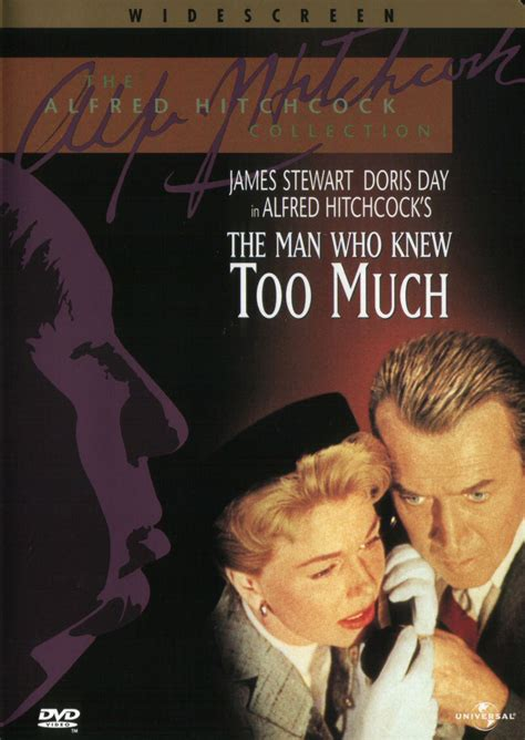 the who knew much dvd e vhs the who knew much alfred hitchcock