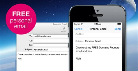 email hosting free free personal email hosting now included with our domain