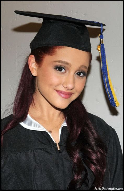 hairstyles for graduation cap graduation hairstyles