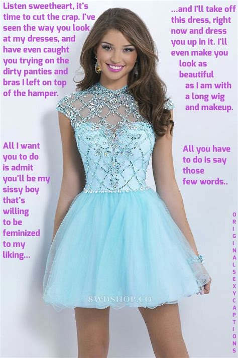 forced to wear girls clothes captions 341 best images about forced feminization on pinterest