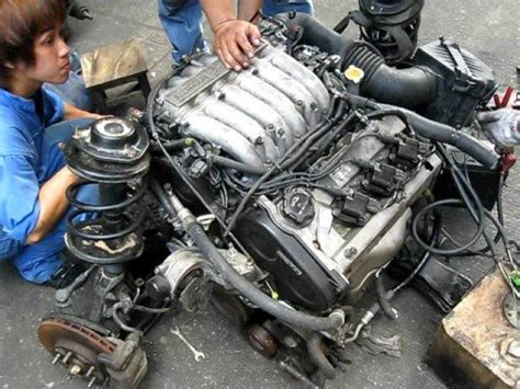 Fto Motor by Test Engine 6a12 Fto Mivec