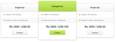 table jquery free pricing tables using jquery css w3lessons info