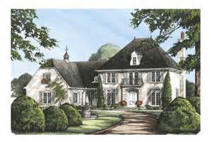 small french country home plans