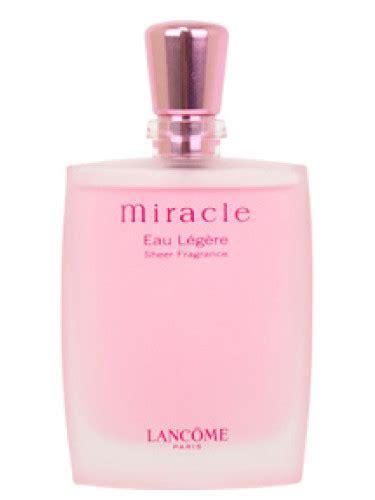 Parfume Miracle Lancome Wanita miracle eau legere sheer fragrance lancome perfume a fragrance for 2008