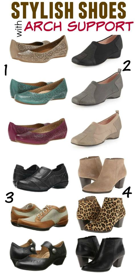 flat shoes plantar fasciitis stylish shoes with arch support for fall plantar