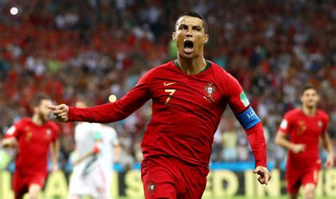 spain vs portugal world cup world cup result portugal 3 3 spain cristiano ronaldo