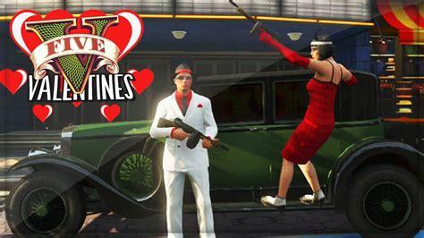 gta valentines gta 5 valentines day dlc release gta 5 gameplay