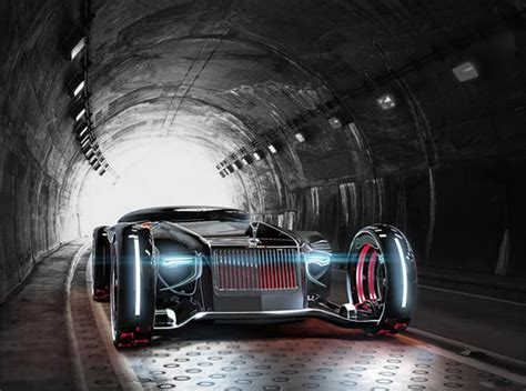 rolls royce concept car rolls royce eidolon 2030 concept wordlesstech