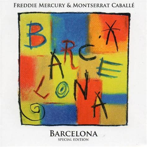 barcelona queen lyrics freddie mercury quot barcelona quot album and song lyrics