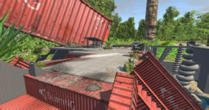 death stairs beamng