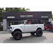 Classic International Scout For Sale On ClassicCarscom