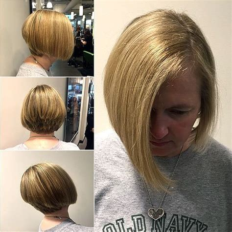 shoulder length inverted bob haircut over 50 inverted bob haircuts for women over 50 short hairstyle 2013