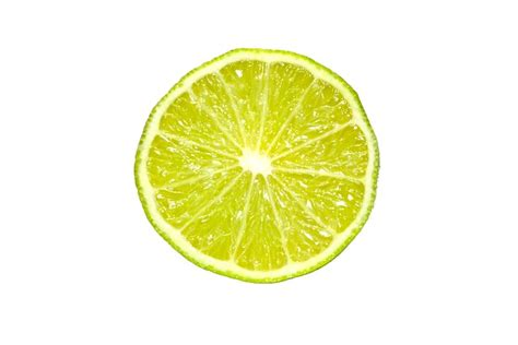 lime slice free photo lime fruit sour green citrus free image