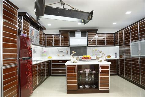 aluminium kitchen designs best aluminium modular kitchen designs in kerala trivandrum