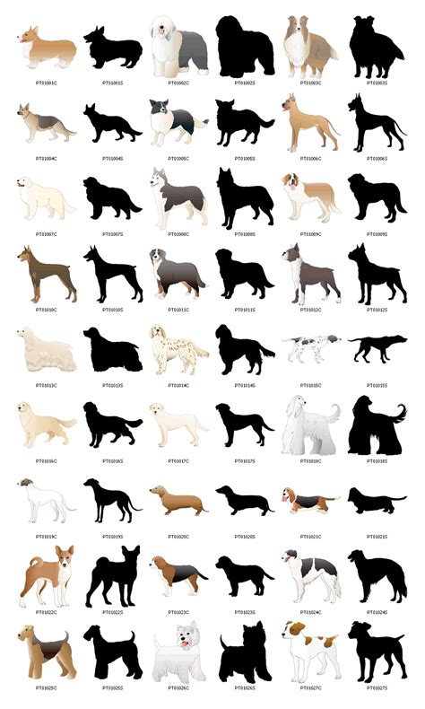 free dogs dogs free vector clipart vectorforall