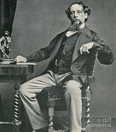 biography charles dickens english charles dickens english author photograph by photo
