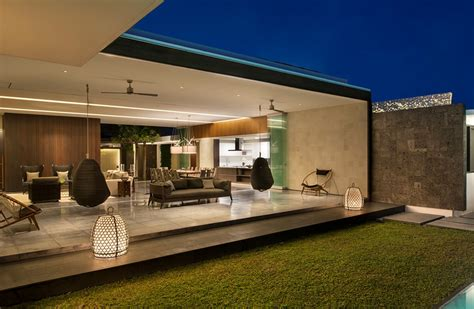 resort home design interior modern resort villa with balinese theme idesignarch