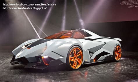 New Lamborghini Egoista Car Bike Fanatics The All New Lamborghini Egoista Concept