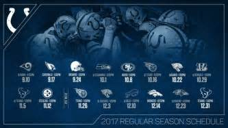 what you need to about the colts 2017 schedule cbs