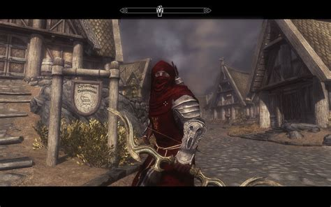 skyrim archer armor mod lc elite archer armor at skyrim nexus mods and community