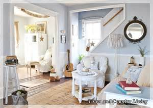 Hutch Dining Room summer farmhouse decorating tips town amp country living