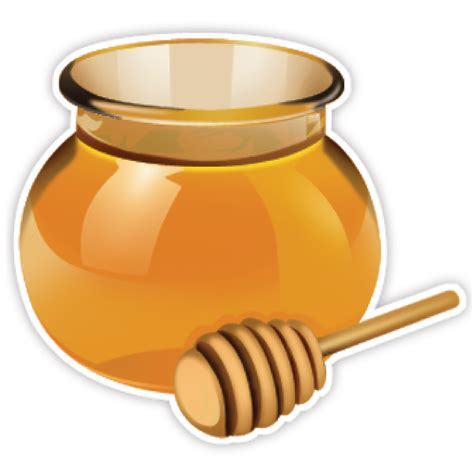 Pot Of Honey Clipart honeypot clip clipart best