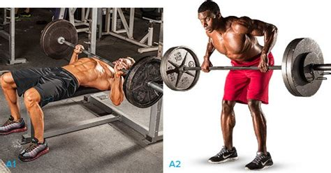 superset bench press the match game the secret to great supersets