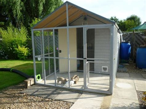 dog house shed combo 1000 images about great rabbit home ideas on pinterest