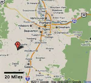 mcminnville oregon map sighting reports 2011