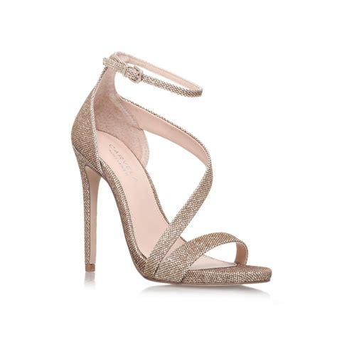 Heels Gosh gosh gold shoe by carvela kurt geiger bridal wedding collection bridal shoes in another